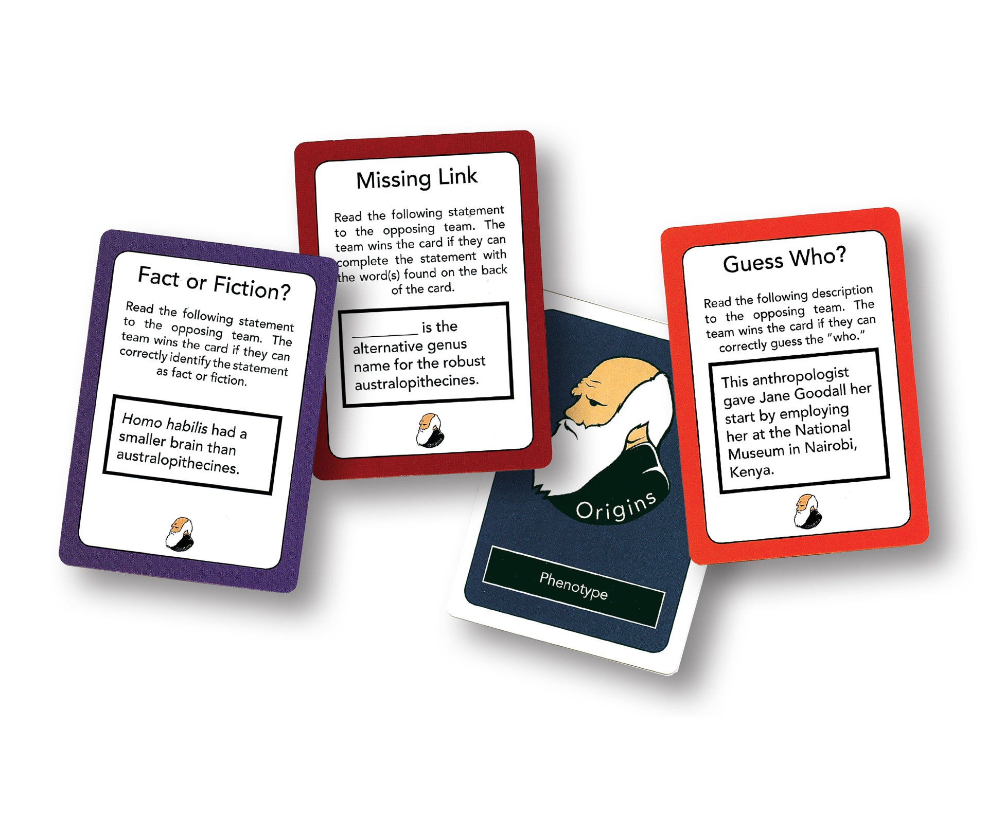 Evolution: The Card Game