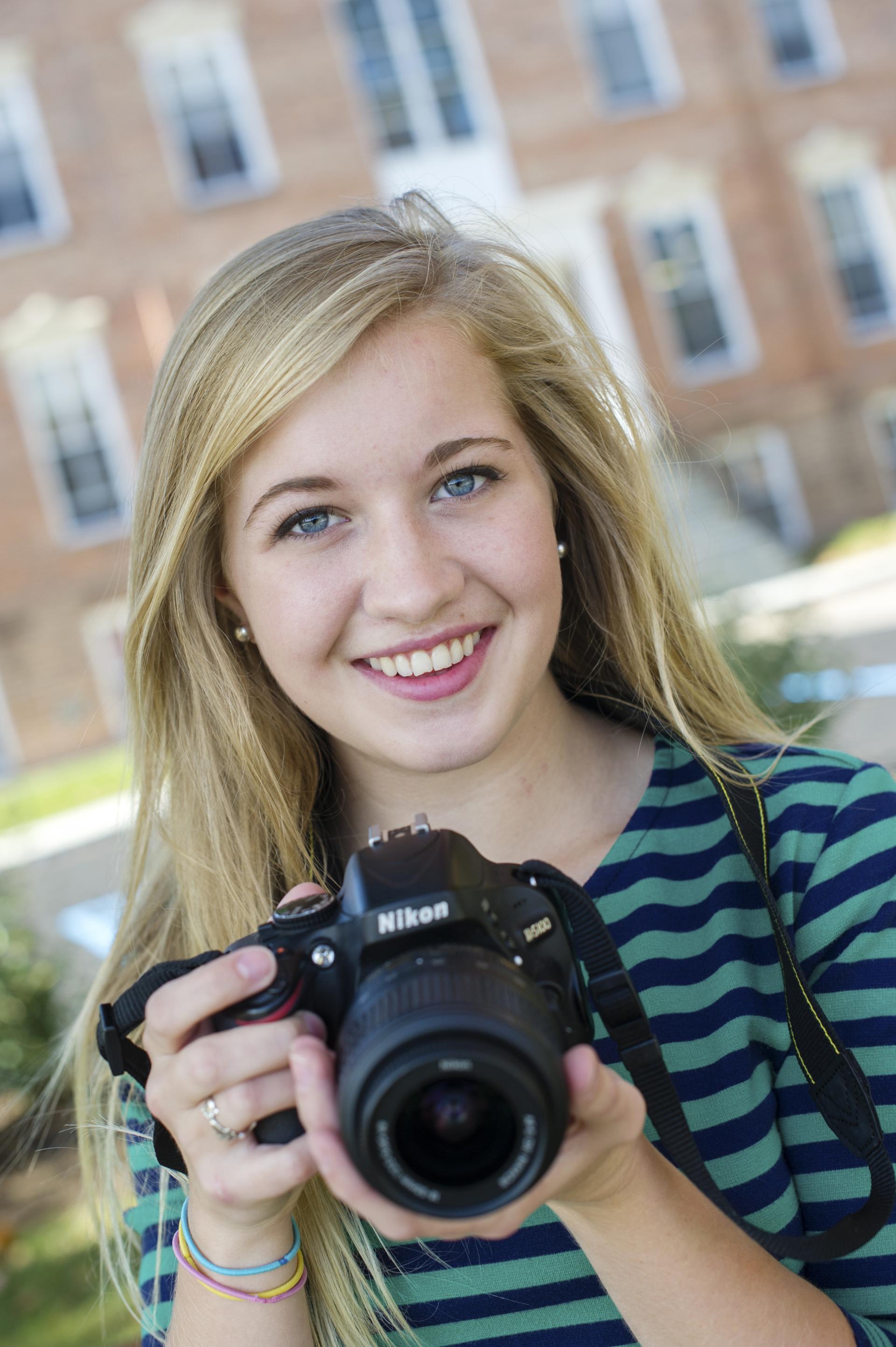 "North Country native Amanda Huebner-Lane '17 says HEOP's summer program ""helped build me up."""