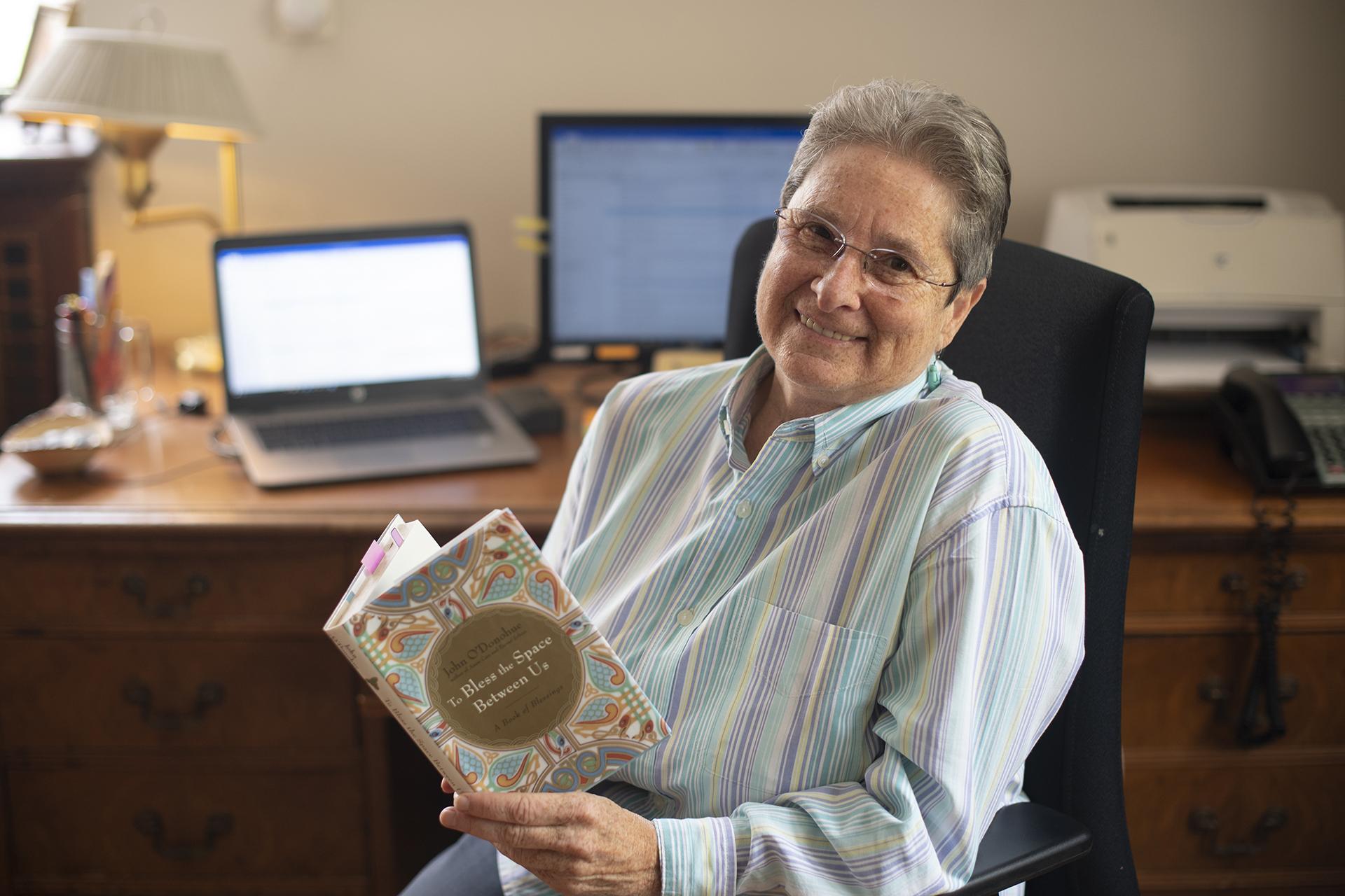 The Rev. Kathleen Buckley