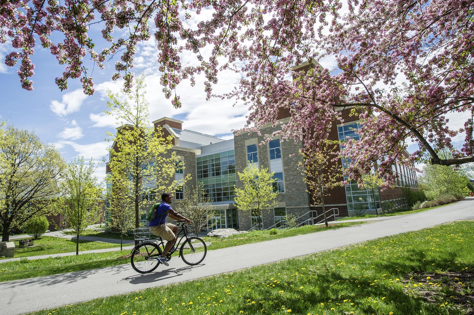 Promoting and enhancing use of bicycles on campus through the Fix It and Go! program funded in 2013 has had lasting impact.