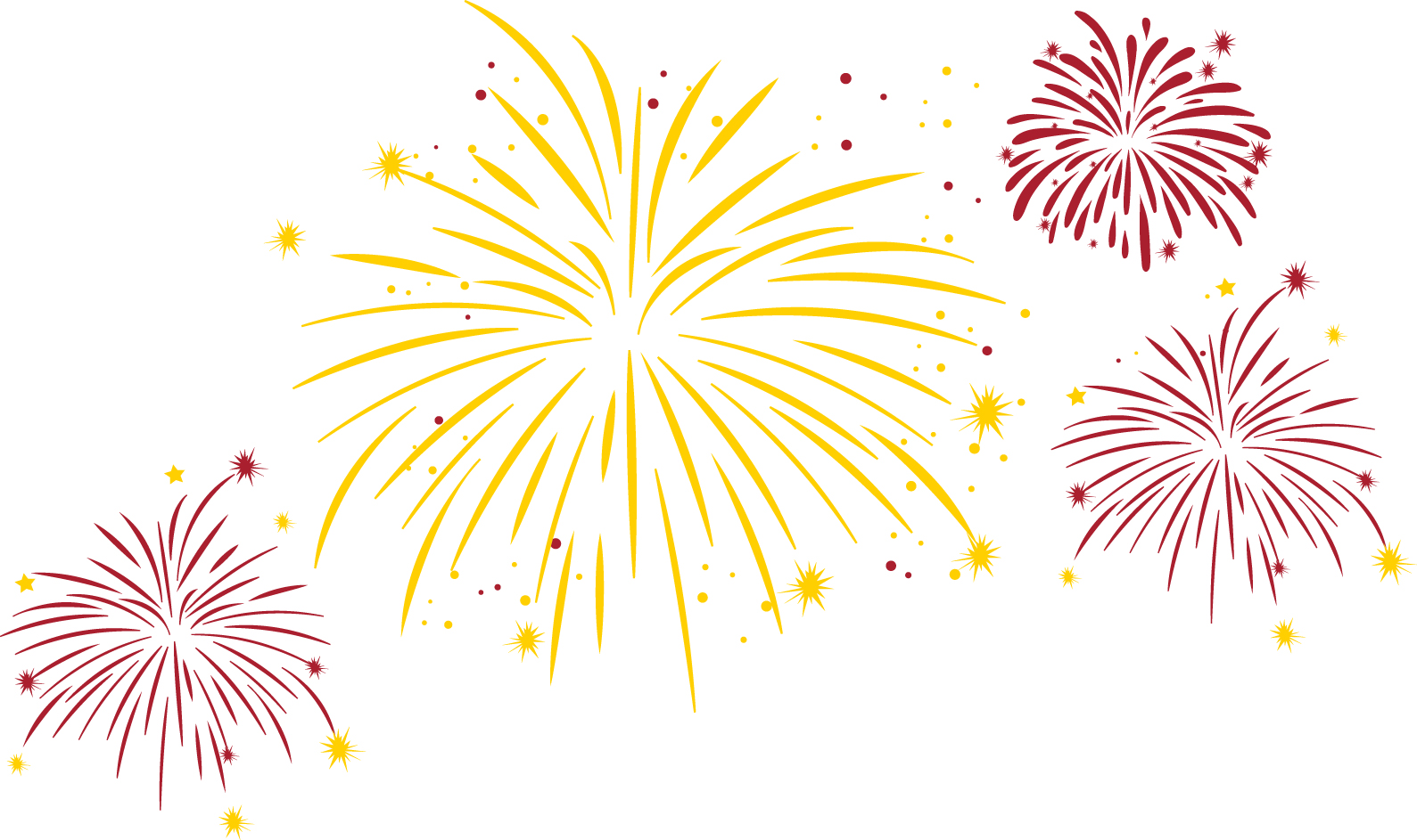 graphics of fireworks