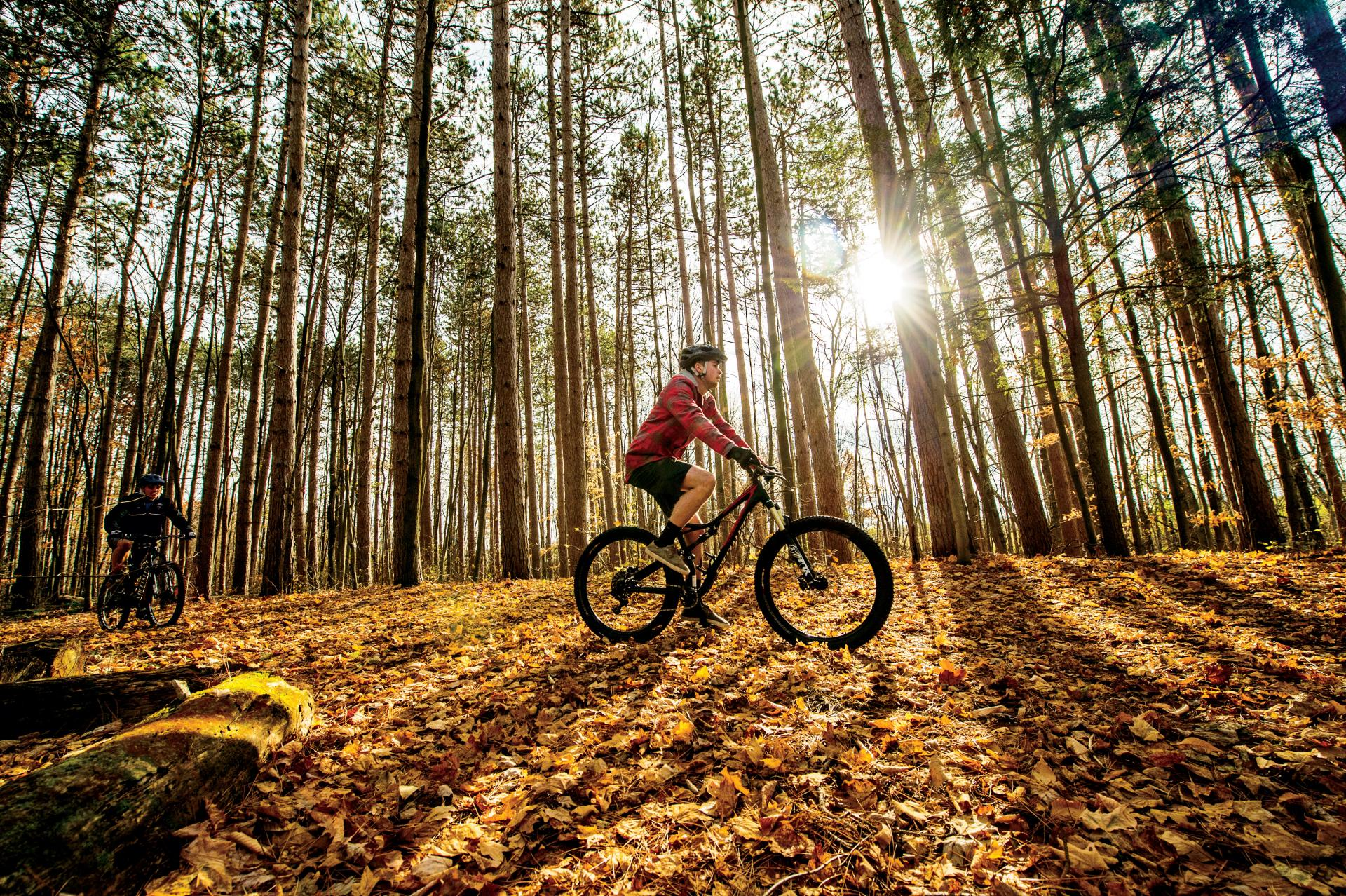 Mapping the Trails of St. Lawrence