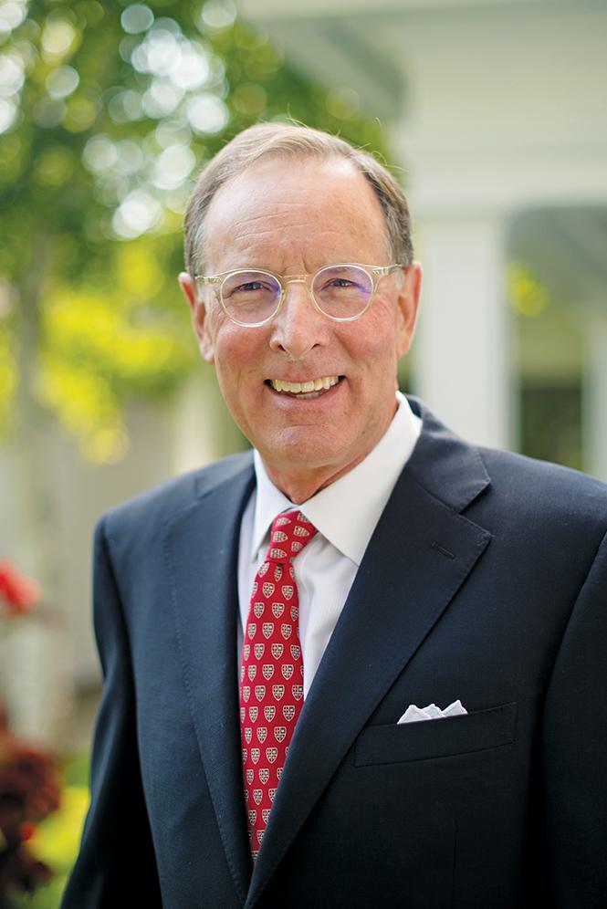 President William L. Fox