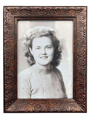 Roché's grandmother Maxine Crawford Edwards (1925-2017)