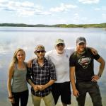 Four Laurentians, Two Countries, One Project