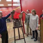 Dordelman Championship Court Dedicated
