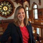Kathryn A. Morris Named 19th President of St. Lawrence University