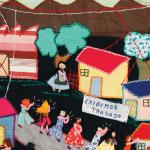 A Patchwork of Chilean History in 'Arpilleras'