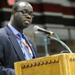 Scholarship Fund Created to Remember The Honorable Kenneth Okoth '01