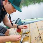 Mercury Analysis of Church Pond, Western Adirondacks